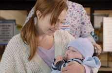 Newborn Safety Auto Commercials - Safety is Paramount in the New the Volkswagen Jetta Commercial
