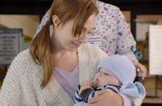 Newborn Safety Auto Commercials