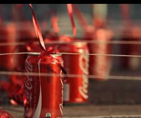 coca cola commercial
