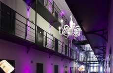 The Het Arresthuis Hotel Transforms a 19th Century Jailhouse