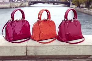 The Louis Vuitton 'Mini Mon Amour' Collection is Petite