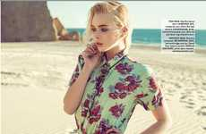 Breezy Beachside Editorials