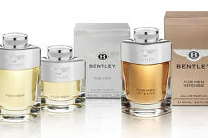 The New Bentley Perfume Will Enhance Luxury Driving with Scent