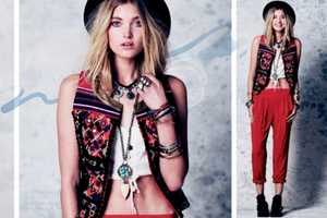 The Free People February Lookbook Maintains Its Classic Aesthetic