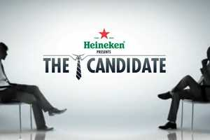 Heineken Bypasses the Normal Interview Preparation Tactics