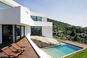 The El Viento Residence Madrid By Otto Medem is Awe-Inspiring