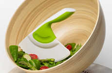 Clever Culinary Collections - Housewares by Gaz Brown Serve Up an Extra Course of Convenience