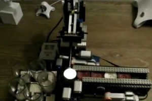 This Homemade LEGO Robot Can Autonomously Light Candles