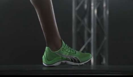 Adaptive Running Films - The Puma