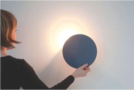 Total Eclipse Lamp