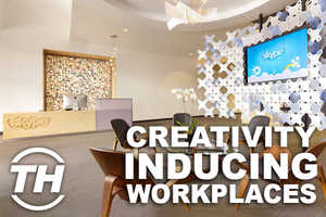 Shelby Walsh Shows Off the World's Best Office Designs