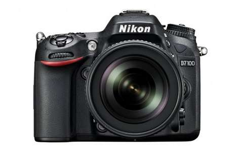 Affordable Hi-Speed Cameras - The Nikon D7100 24MP Camera is Advanced