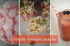 Festive Film Treats - The Cupcakes and Cashmere Triple Feature Snacks Celebrate the Oscars