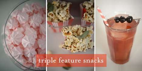 Triple Feature Snacks
