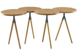 The Itisy Table by Philippine Lemaire is Brilliantly Customizable