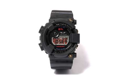 g-shock frogman watch