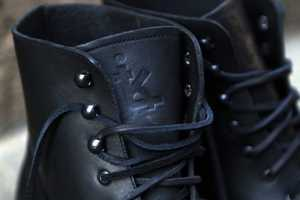 These Ronnie Fieg Boots are a Collaboration with Caminando