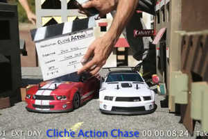 This Amazing RC Car Chase Puts the Fast and the Furious to Shame
