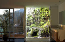 Immersive Shower Murals