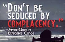 Dont Be Seduced By Complacency