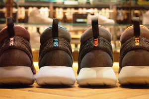 The Nike Roshe World Sneaker Collection Travels With You