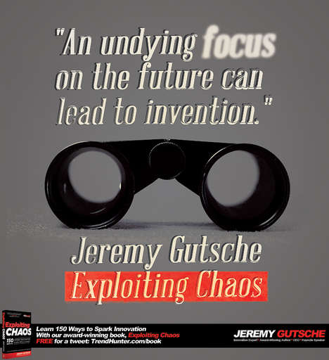 An Undying Focus on the Future Can Lead to Invention - Jeremy Gutsche Talks Product Development Tips