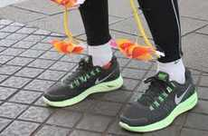 Social Media Marathons - The Nike Japan Run Like Me Project Gets a Fan to Run for Facebook Likes