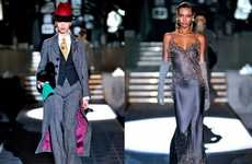 The Dsquared2 Fall 2013 Collection Pulls Together a Myriad of Looks