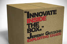 Jeremy Gutsche's Innovation Strategy Advice Makes the Most of Small Limits
