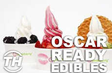 Courtney Scharf Takes a Bite Out of Oscar Party Food Ideas