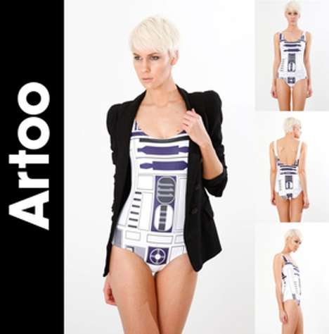 13 R2-D2 Fashion Features - From Sultry Sci-fi Frocks to Star Wars Totes