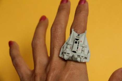 Star Wars toy jewelry