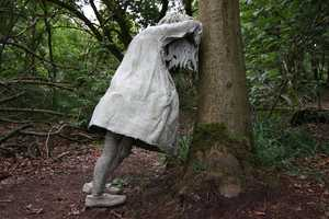 Artist Laura Ford Captivates with 'Weeping Girls' Sculptures