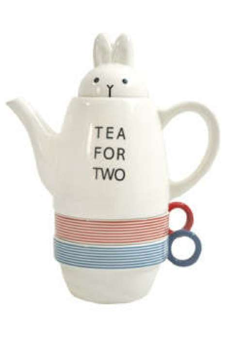 Quirky Teapot Designs