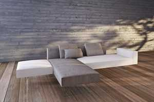 From Shapeless Seamless Sofas to Floating Block Sofas