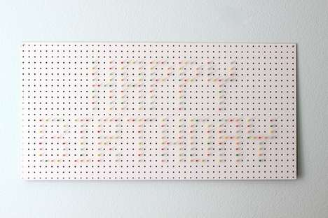 Pegboard Artwork