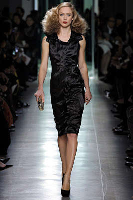 Crumpled Upscale Apparel - The Bottega Veneta Fall 2013 Collection is Ruffled Throughout