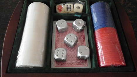 metal dice
