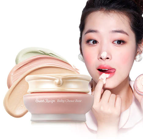 Dessert-Inspired Cosmetic Lines - The Etude House Sweet Recipe Collection is Delicious