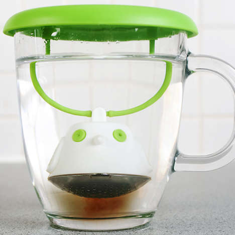swing tea infuser