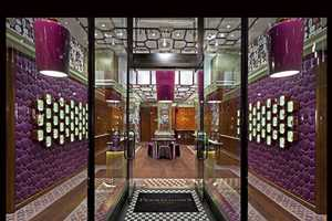 Penhaligon's by Christopher Jenner Features Opulent Decor