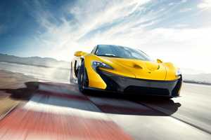 The McLaren 'P1' Zooms into the Future of High Performance Vehicles