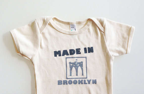 Baby Birthplace Bodysuits