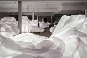 Mason Studio Produces an Alternative Lit Cloud Exhibit