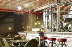 Sci-Fi-Inspired Coffee Shops
