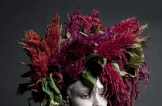 Bohemian Woodland Headpieces