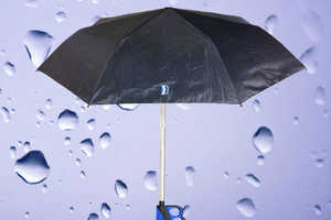 The Brolly Umbrella Lets You Text in the Rain Without Sacrificing Dryness