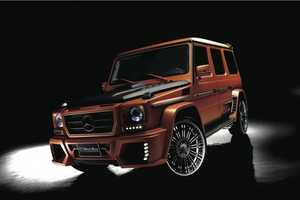 The 2013 Mercedes-Benz 'G-Class' Sports Line is Unreal