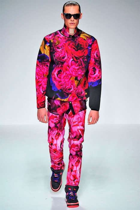 Flamboyant Menswear Styles 