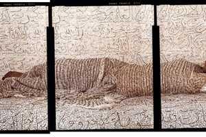 Lalla Essaydi's Islamic Women Art is Gorgeously Realistic
